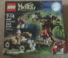 LEGO - Monster Fighters: The Werewolf SET# 9463 243 pcs 2012 Retired.