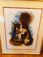 "Salvador Dali ""Le Petit Roi"" The little king - Signed Numbered Original Litho"