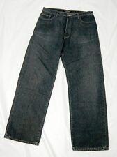 Polo Jeans Co men's black jeans size 34 x 34 5 pocket 100% cotton
