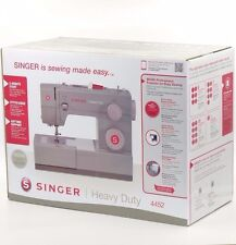 Singer Sewing Machine 4452 Heavy Duty with 32 Built-in Stitches