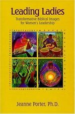 Leading Ladies: Transformative Biblical Images for Women's Leadership-ExLibrary