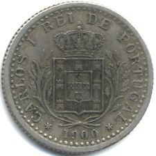 1900 Portugal 100 Reis***Collectors***High Grade***