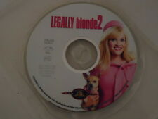 DVD Legally Blonde 2 - Disc Only (Very Good Condition)