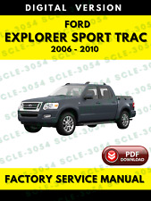 Service Repair Manuals For Ford Explorer For Sale Ebay