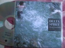 Delta Spirit – History From Below Rounder Records Promo CD Album
