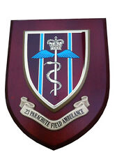23 Parachute field Ambulance Military Wall Plaque