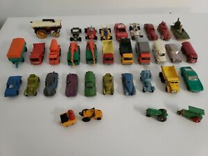 Vintage Lot of Matchbox, Tootsie Toys and Other Diecast and Slot Cars