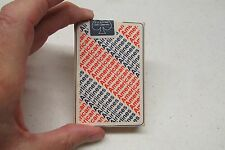 AMERICAN AIRLINES PLAYING CARDS MINT IN BOX
