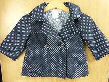 Jasper Conran Spotted Girls' Coats, Jackets & Snowsuits (0-24 Months)