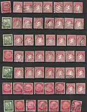Collection of 56 Germany Stamps Scott # 827 USED ALBRECHT DURER, Ireland Sc #107