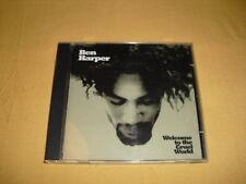 Ben Harper – Welcome To The Cruel World CD Album