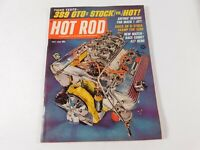 Vintage Original July 1965 Hot Rod Magazine Automotive Custom Car Mods