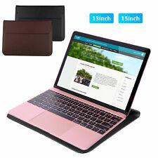 Fiber Inter-case Laptop Bag Protective Notebook PU Leather Handbag Carrying Case
