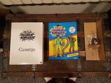 Matty Mattel Super Amigos Collection 30th Anniversary EL ACERTIJO NEW!