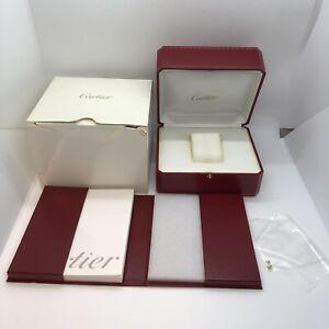 Cartier watch box case booklet JUNK YZ 061404