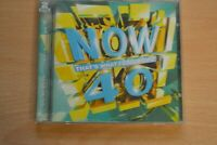 NOW THATS WHAT I CALL MUSIC   40  DOUBLE CD   VARIOUS ARTISTS