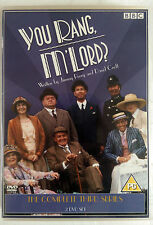 YOU RANG, M'LORD?, COMPLETE THIRD SERIES, REGION 2 DVD BOX SET