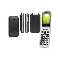 Brand New Doro 7354 2404 2G UK SIM-Free Mobile Phone - Dual Sim - Black/White