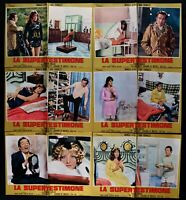 Fotobusta The Supertestimone Ugo Talbot Monica Vitti Franco Giraldi B R12