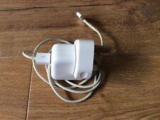 GENUINE APPLE I PHONE/IPAD 4,4S,3GS,iPod,iPad2&1MAINS A1357 10W and cable