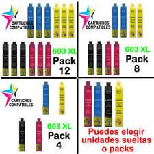 Adecuado para Epson 603 XL XP-2100 XP-2105 XP-3100 XP3105 XP4100 XP4105