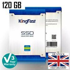"120GB KINGFAST SATA 6G 2.5"" SSD. UK seller FAST DELIVERY. F6 Pro **NEW**"