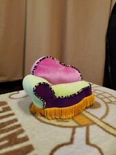 """2000 Manhattan Toy Groovy Girls Approx 10"""" Couch Plush"""
