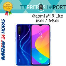 "Xiaomi Mi 9 Lite Azul 6GB Ram 64GB Rom Versión Global Europea 6.39"" Amoled 48MP"