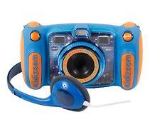 Fotocamera per bambini  con cuffie  VTech Kidizoom  Duo - Blu