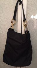 JPK Paris 75 Nylon Black Bag