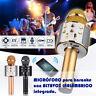 MICROFONO INALAMBRICO  HIFI ALTAVOZ  RADIO FM USB SELFIE GRABADOR KARAOKE