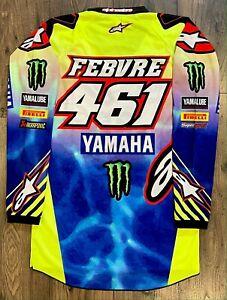 Romain Febvre 2016/17 Display Race Jersey
