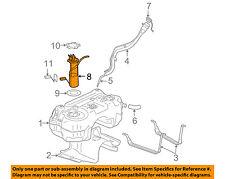 GM OEM-Fuel Pump 15867657