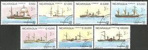 Nicaragua Boat Sailing Ship (335)