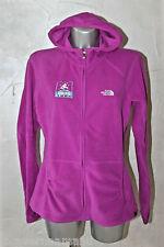 chaqueta polartec violeta ultra rastro Montaje Blanco THE NORTH FACE T L/G
