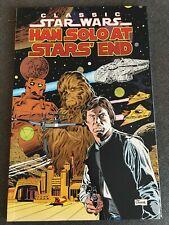 classic star wars han solo stars end Tpb Rare Oop Dark Horse Comics NEW