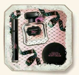 New Victoria's Secret Tease Luxe 3 Pc Gift Set