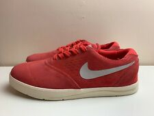 Nike SB Eric Koston 2 Skateboard Shoes Red UK 7 EUR 41 580418 601