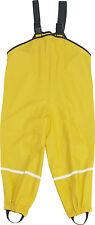 Playshoes Regenlatzhose gelb Größe 104