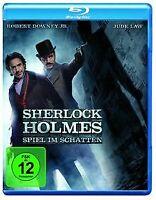Sherlock Holmes: Spiel im Schatten [Blu-ray] von Guy... | DVD | Zustand sehr gut