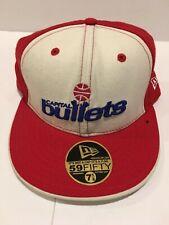 348b25bc9de28a Capital bullets New era 59 fifty Red / beige Baseball Cap Size 7 1/8