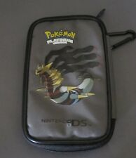 DS Soft Carrying Case POKEMON Platinum Version Giratina on Cover
