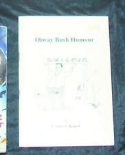 Otway Bush Humour by Carmen Koper