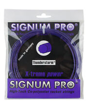 Signum Pro - Thunderstorm 1.24mm  - Tennis String - Purple Violet - Set - 12m