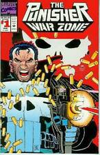 Punisher était zone # 1 (John romita Jr.) (40 pages) (états-unis, 1992)
