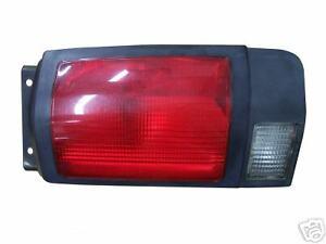 Navajo Right Rear Tail Light Mazda 1991 To 1994