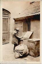 """EARLY GERMAN JEW INSULT RPPC """"TYPICAL BERLINER AND ALSO NATURAL SCIENTIST"""""""