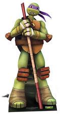 DONATELLO Teenage Mutant Ninja Turtle TMNT 2015 LIFESIZE CARDBOARD CUTOUT