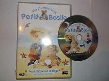 Ma journée avec Petit Basile - Pique-nique sur la plage DVD, Region 2