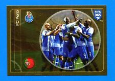 FIFA 365 2016-17 Panini 2017 Figurina-Sticker n. 22 - GOAL PORTO -New